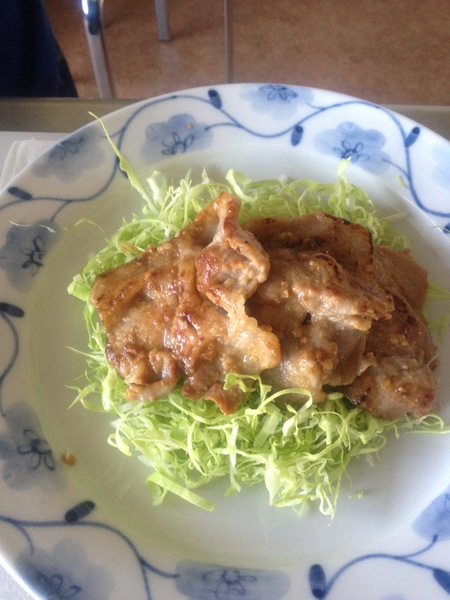 Amazake Pork