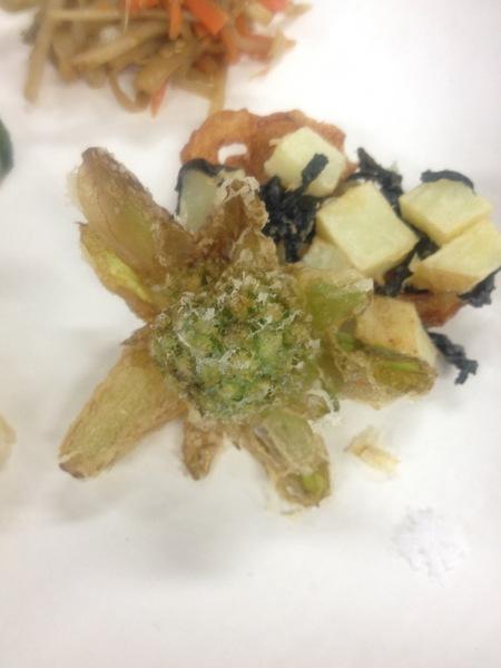 hukinoto no tempura