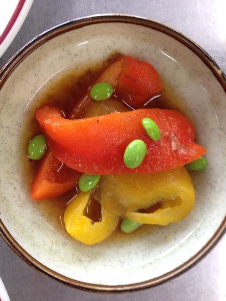 Paprika Yakibitashi