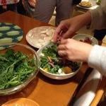 shungiku salad