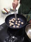 shiratamako frying