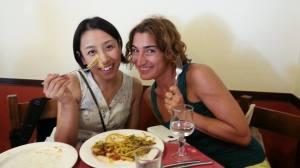 machiko &  Mariangela Nuccio