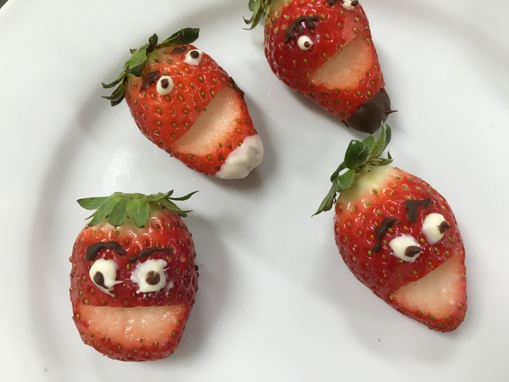 Too cute to eat? ichigo
