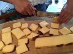 cut the castilla