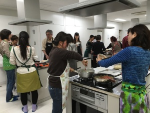 cicilian cooking class